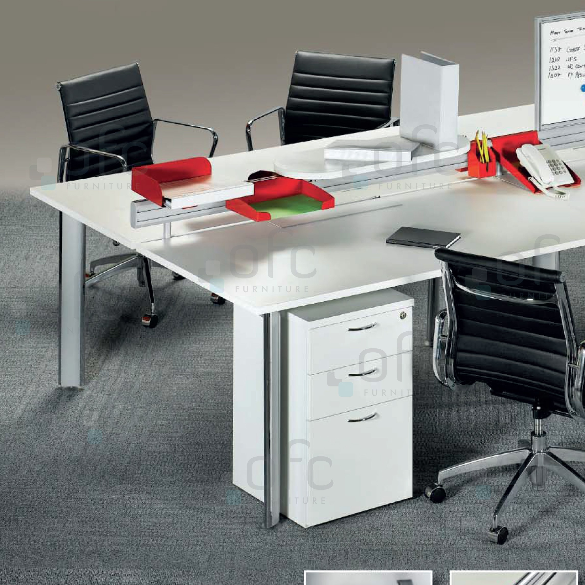 High Performance Desking System
