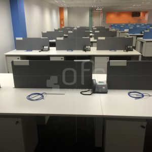 office workstation furniture in singapore with grey tone