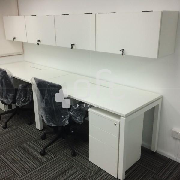office workstation furniture set for Singapore