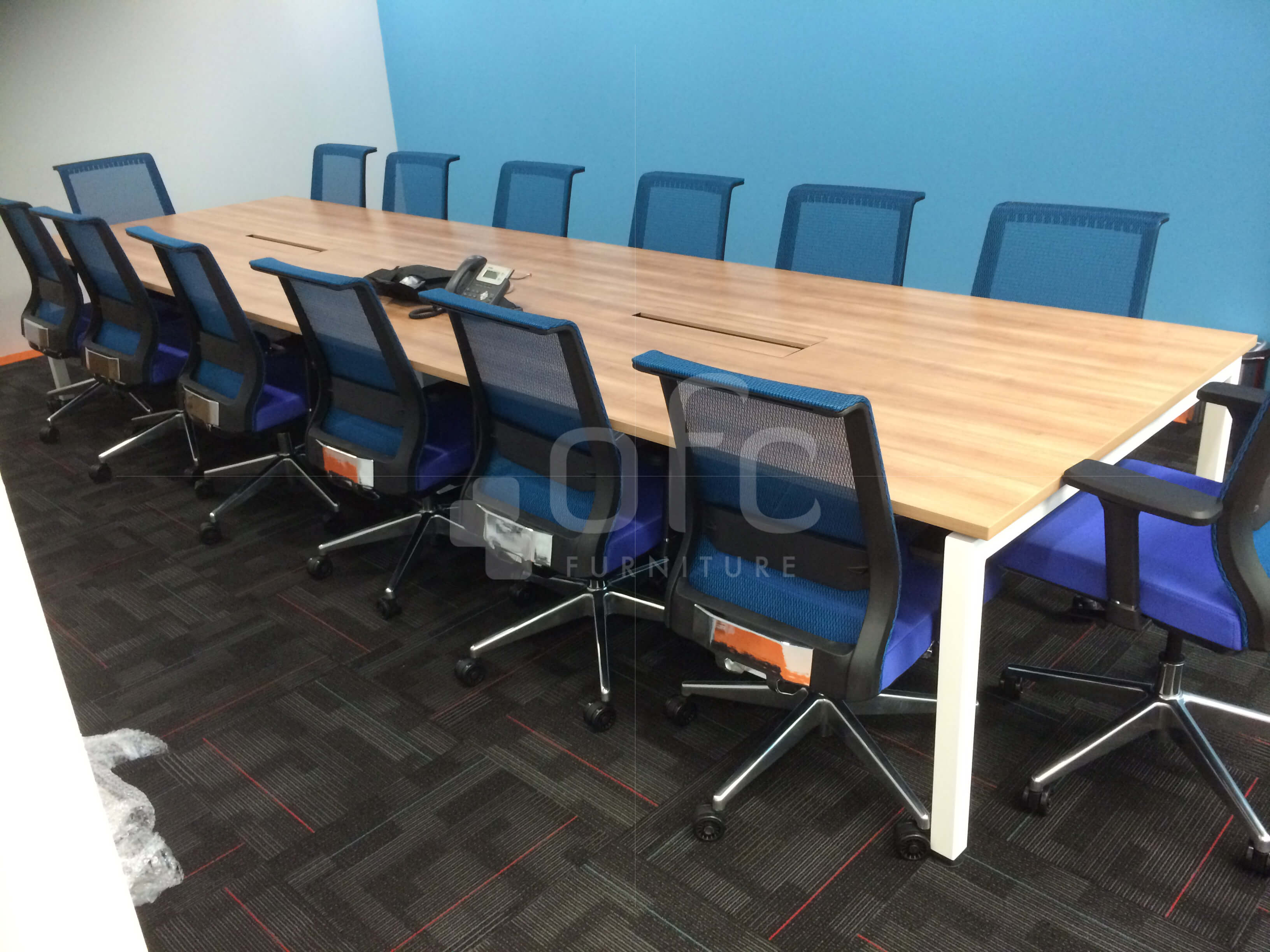 room yoder york legs slab and table somerset office black rh tops steel walnut new dining wood with for edge chairs thick conference live desk tables