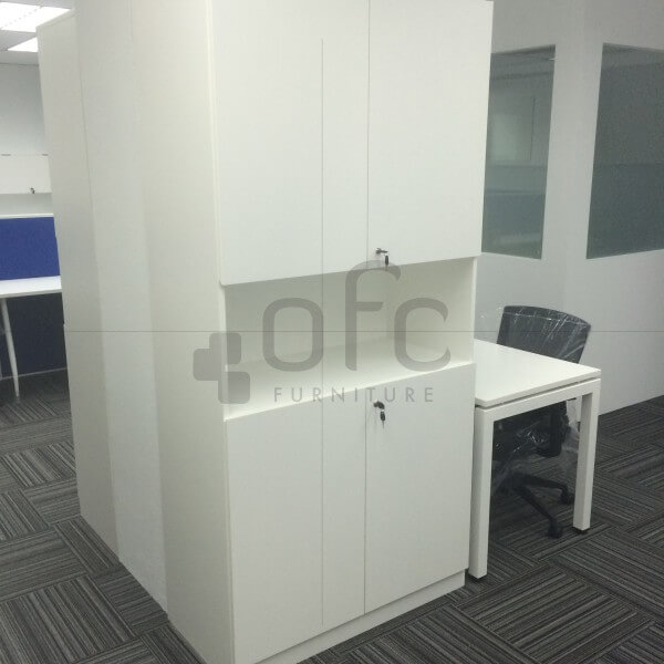 space- saver custom cabinets for office singapore